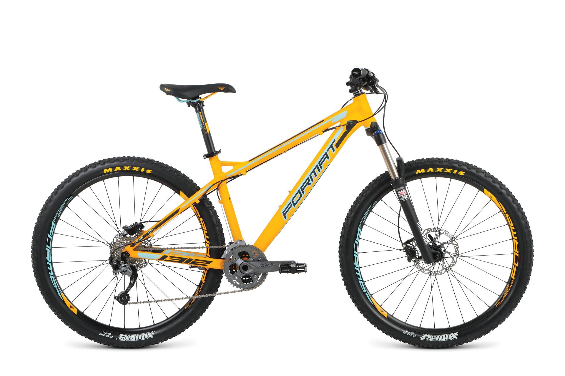Горный велосипед Format 1312 27.5 (2016)