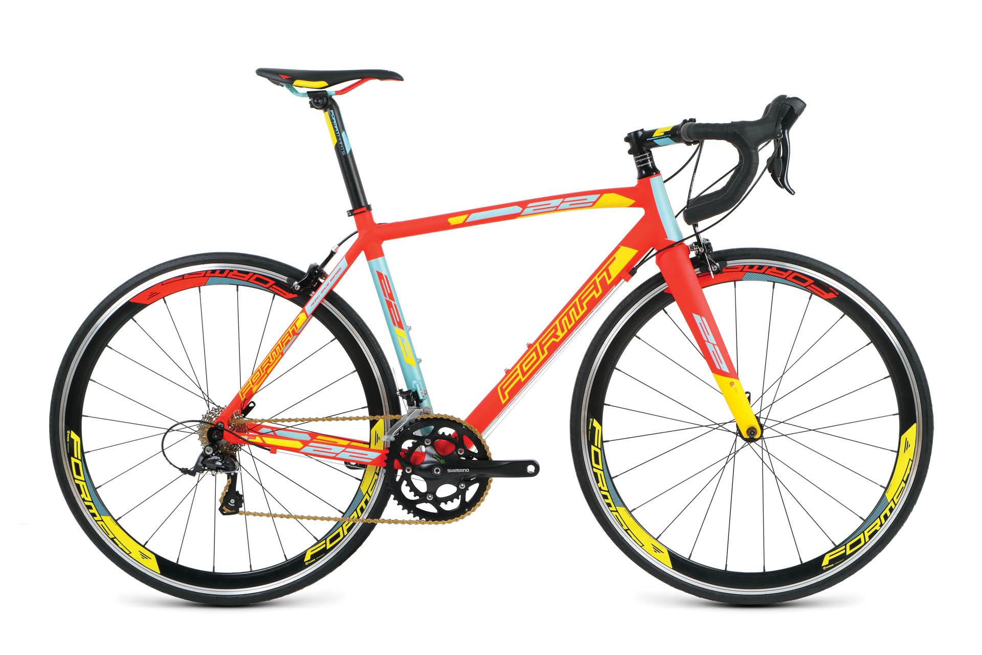 Шоссейный велосипед Format 2213 700C (2016)