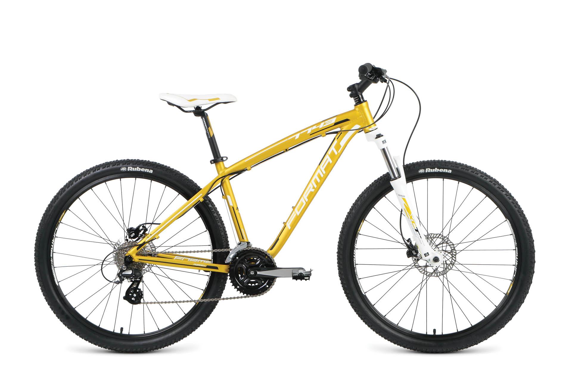 Женский велосипед Format 7743 (2016)