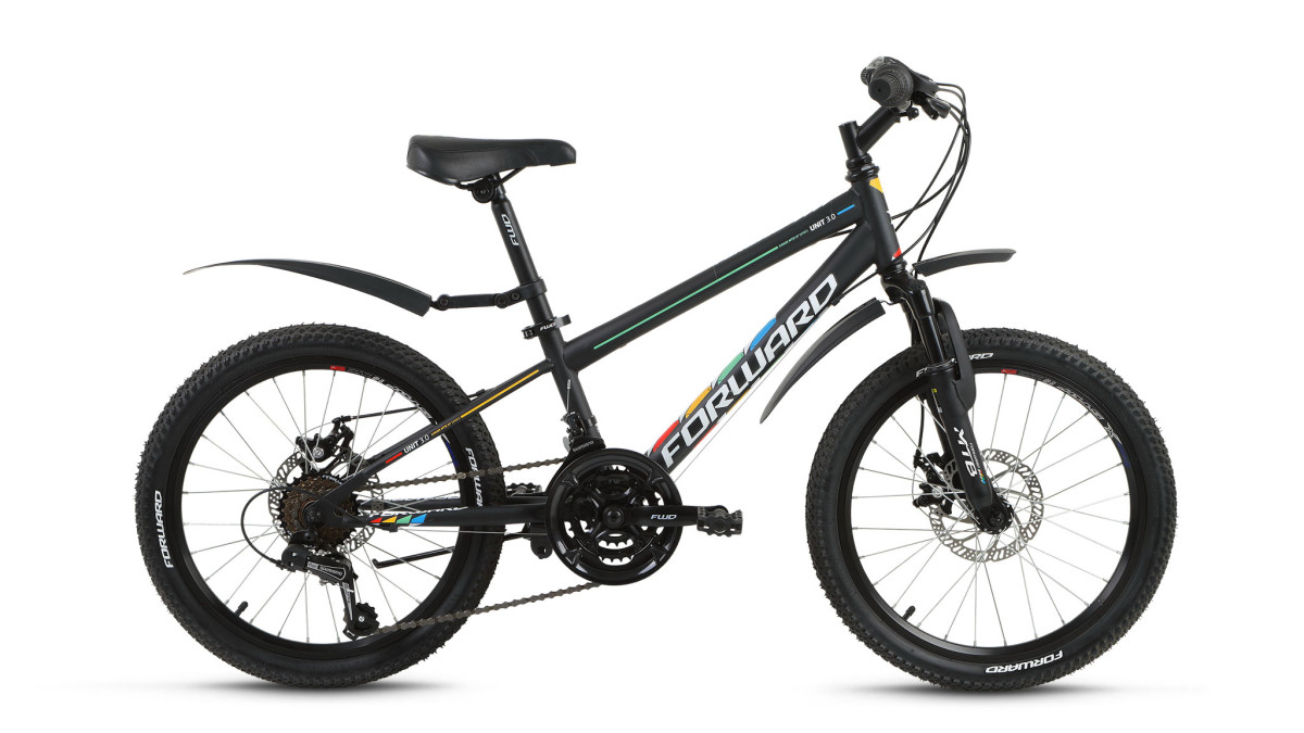 Велосипед Forward Unit 3.0 disc (2018)